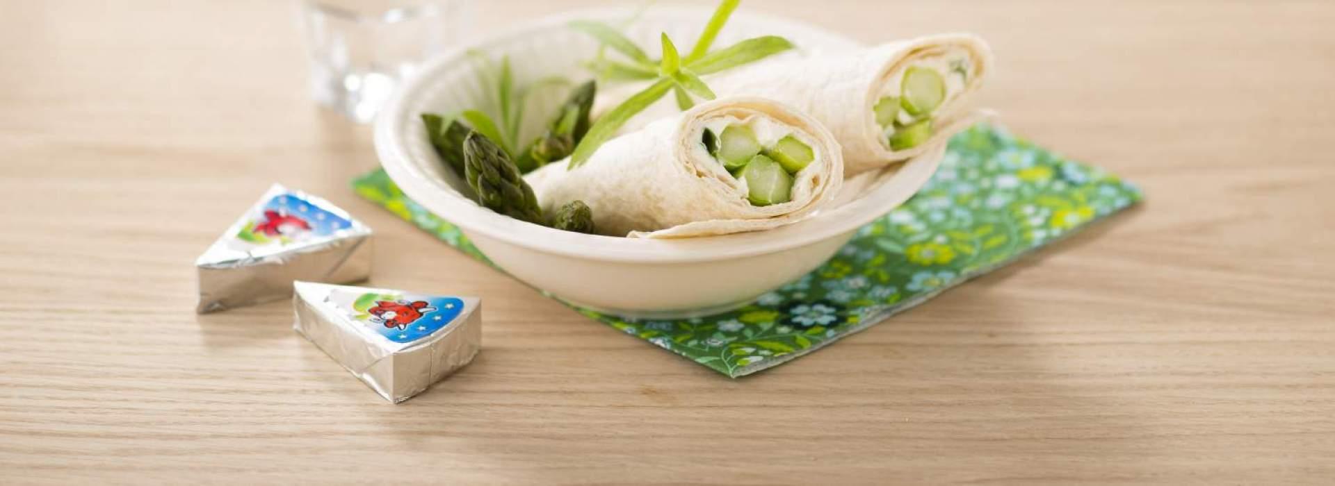Wrap asperges